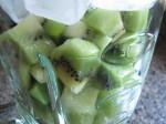 Honeydew-Kiwi Smoothie