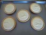 Tarts with Mascapone filling