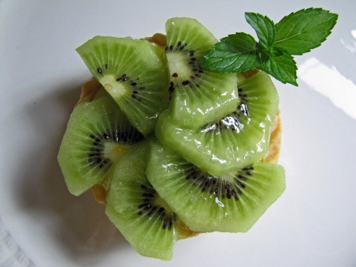 Kiwi Mini Fruit Tart