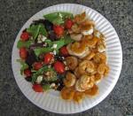 Joe's Teriyaki Shrimp