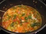 Winter Minestrone Soup withChicken