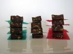 Chocolate Pistachio Fudge