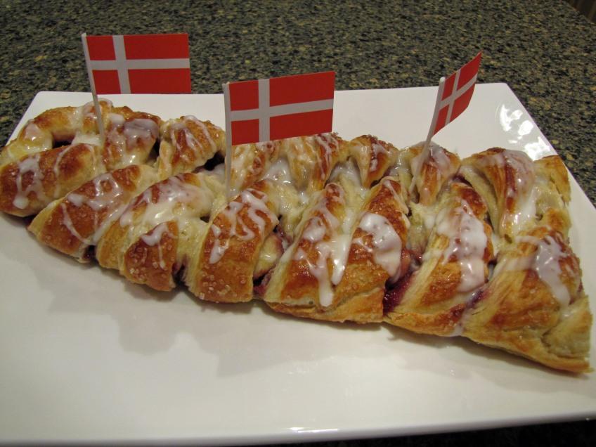 Danish Pastry Dansk Wienerbrod Recipe