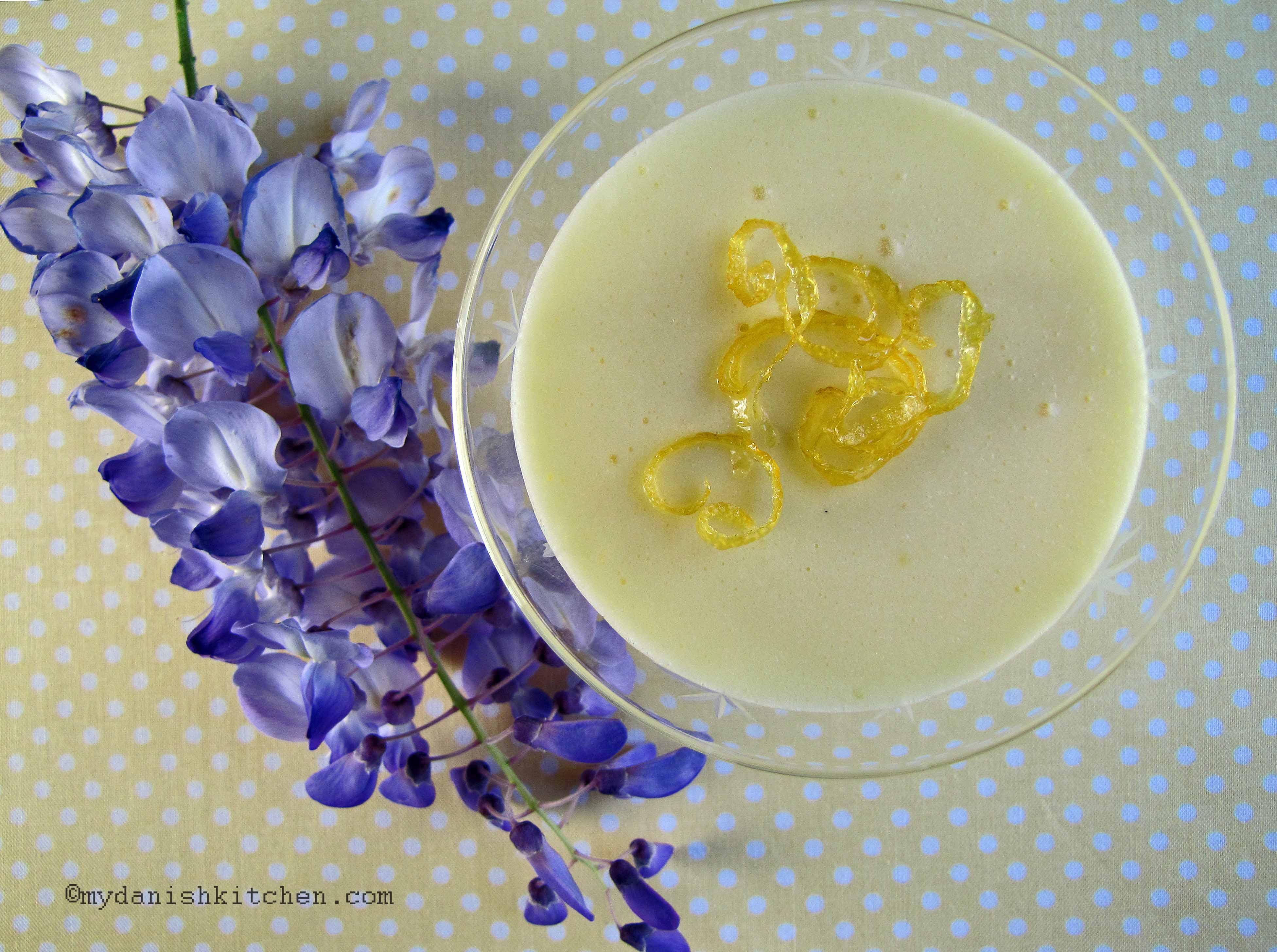Citronfromage uden sukker dating