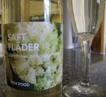 Hyldeblomst Saft - Elderflower Concentrate