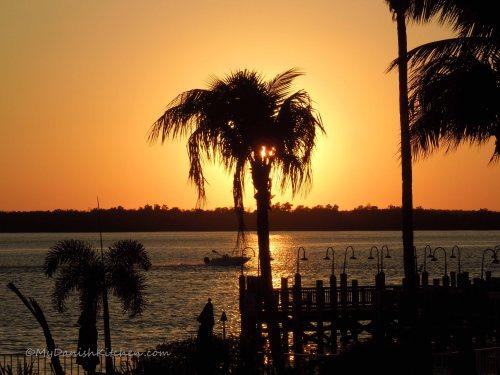 Florida sunset.