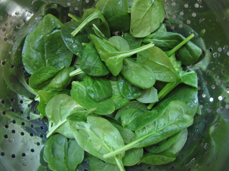 Fresh Baby Spinach