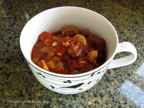 Italiensk Oksebov - Italian Beef Stew