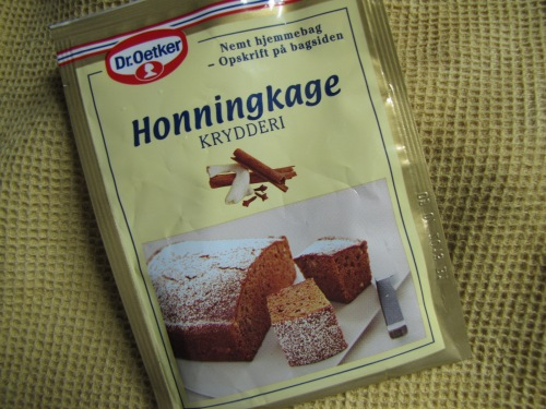 Honningkage Spice Package