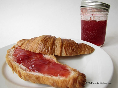 Strawberry Plum Jam