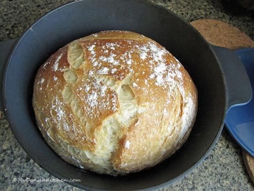 Verdens Bedste Brød eller Grydebrød